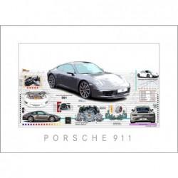 Leslie G. Hunt Original Bild Giclee New Porsche 911 kaufen