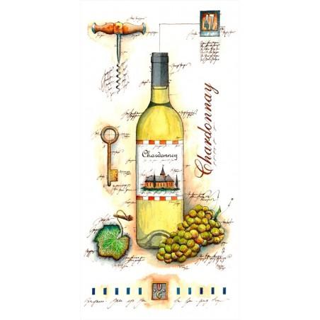"""Leslie Hunt Bilder kaufen Original """"Chardonnay"""" Giclee"""