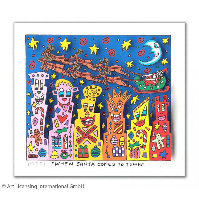 james-rizzi-when-santa-comes-t