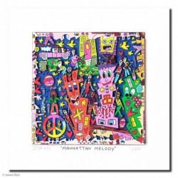 James Rizzi - Manhattan melody