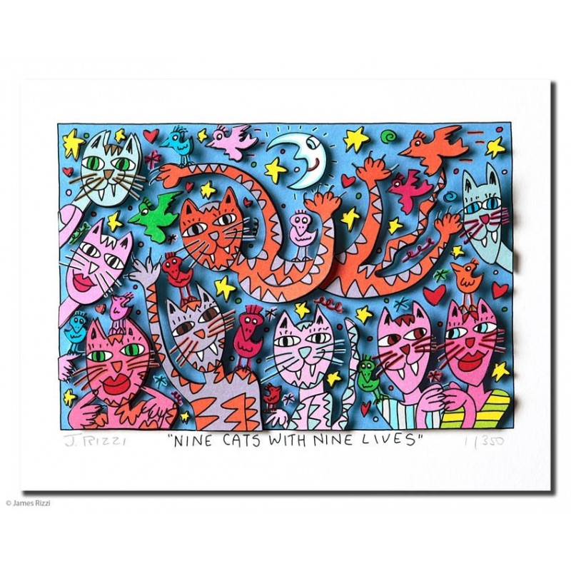 james-rizzi-nine-cats-with-nin