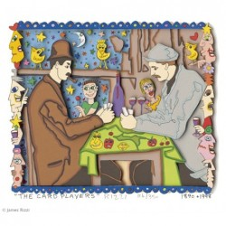 james-rizzi-the-card-players