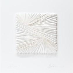 Winter 50x50 ~ 3D-Papierobjekt