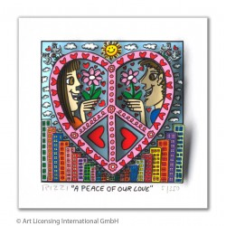 James Rizzi - A Peace of...