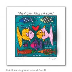 James Rizzi - Fish can fall...