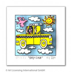 James Rizzi - Sky Cab
