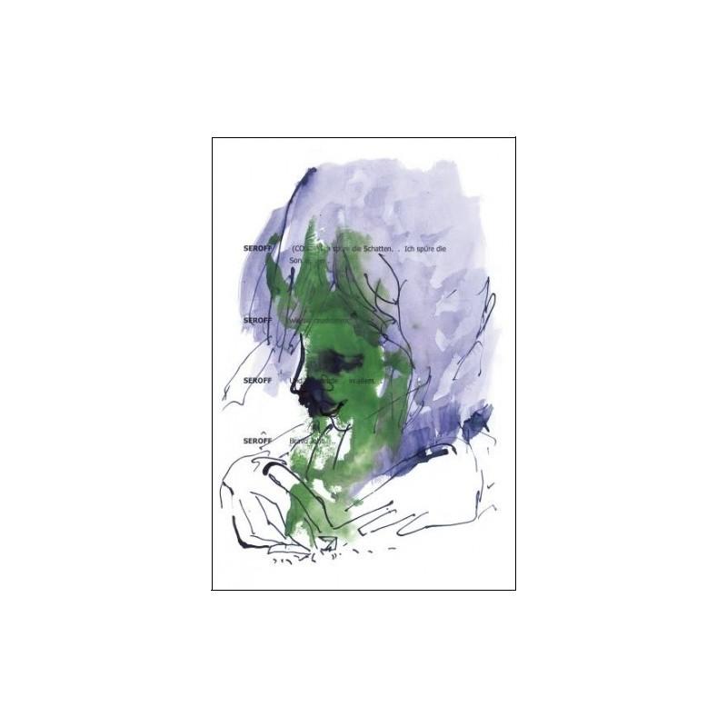Armin Mueller-Stahl * In allem die Freude handsigniertes Original Kunst Bild kaufen