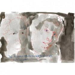Armin Mueller-Stahl * Die Wunderknaben von Weimar handsigniertes Original Kunst Bild kaufen