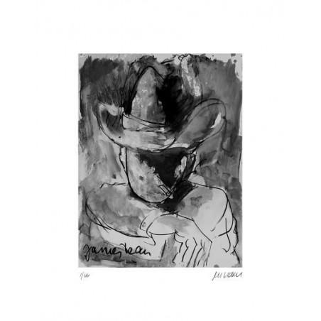 Armin Mueller-Stahl * James Dean handsigniertes Original Kunst Bild kaufen