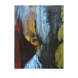 Armin Mueller-Stahl * In Verbundenheit handsigniertes Original Kunst Bild kaufen