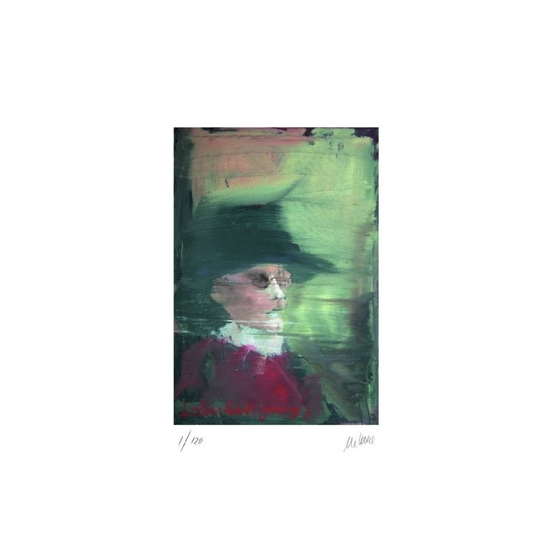 Armin Mueller-Stahl * Der junge Franz Schubert handsigniertes Original Kunst Bild kaufen