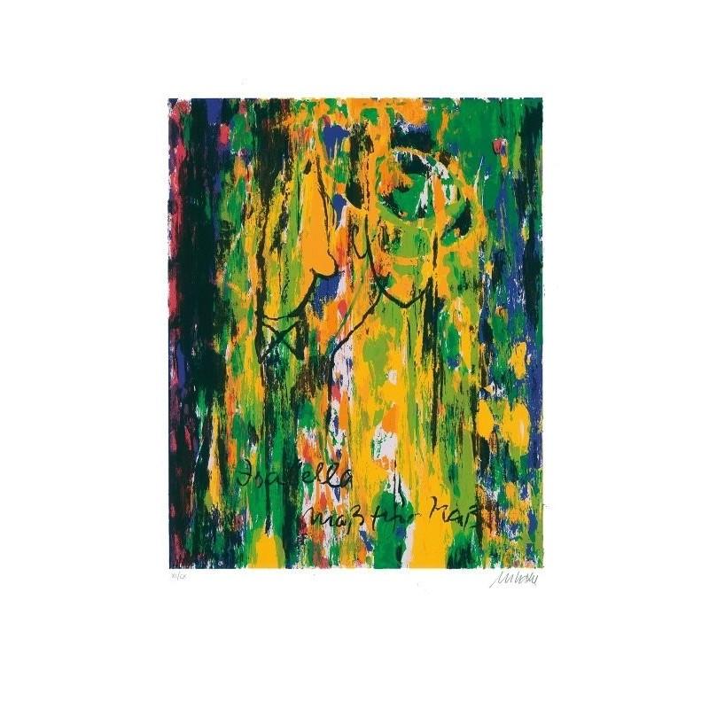 Armin Mueller-Stahl * Isabella-Maß für Maß handsigniertes Original Kunst Bild kaufen