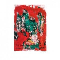 Armin Mueller-Stahl * Anna Page - Die lustigen Weiber von Windsor handsigniertes Original Kunst Bild kaufen