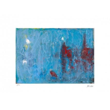 Armin Mueller-Stahl * Fata Morgana handsigniertes Original Kunst Bild kaufen