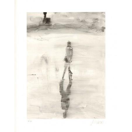 Armin Mueller-Stahl * Schattenspiel handsigniertes Original Kunst Bild kaufen
