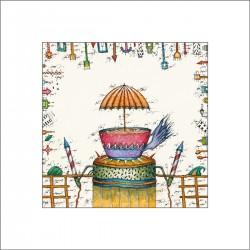 "Leslie G. Hunt Bilder kaufen ""Summer Cappuccino"""