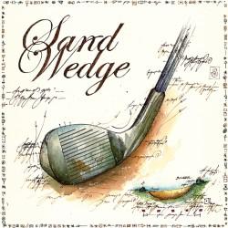 """Original Bild kaufen von Leslie G. Hunt """"Sand Wedge"""""""