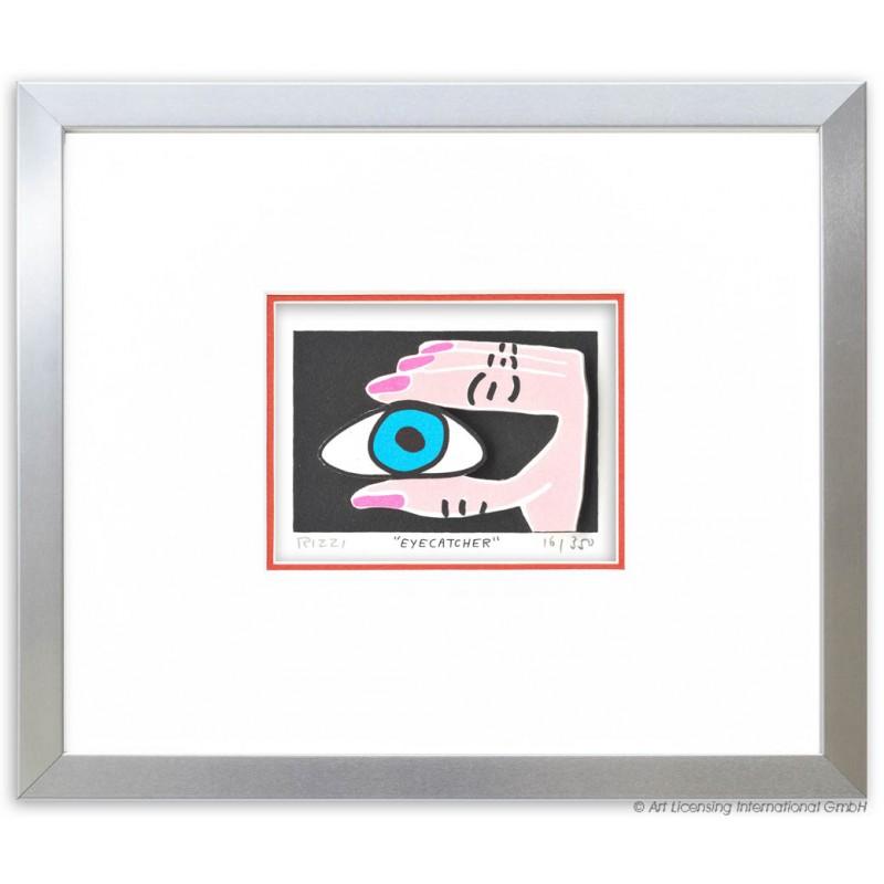 """James Rizzi Bilder """"Eyecatcher"""" im Rahmen kaufen"""