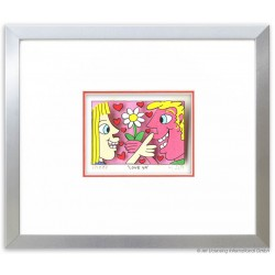 "James Rizzi 3D Bilder ""Love Ya"" kaufen"