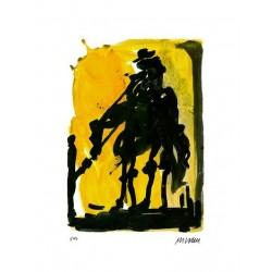 """Armin Mueller-Stahl """"Don Quijote - Der Mann von der Mancha"""" Original Bilder kaufen"""