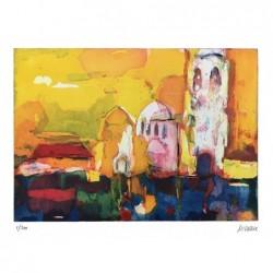 """Armin Mueller-Stahl """"Taj Mahal - Riverside"""" Original Bilder kaufen"""