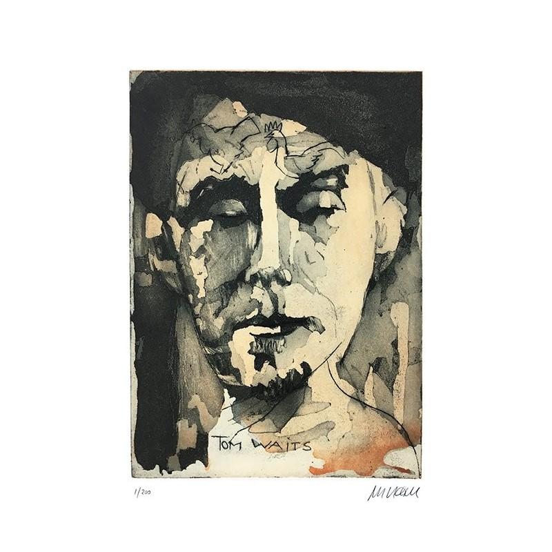"""Armin Mueller-Stahl """"Tom Waits"""" Original Bilder kaufen"""