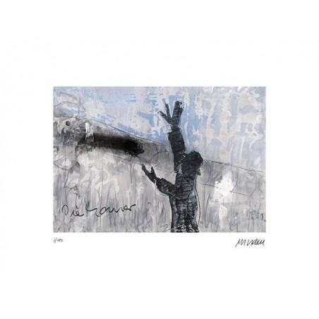 """Armin Mueller-Stahl """"Die Mauer"""" Original Bilder kaufen"""
