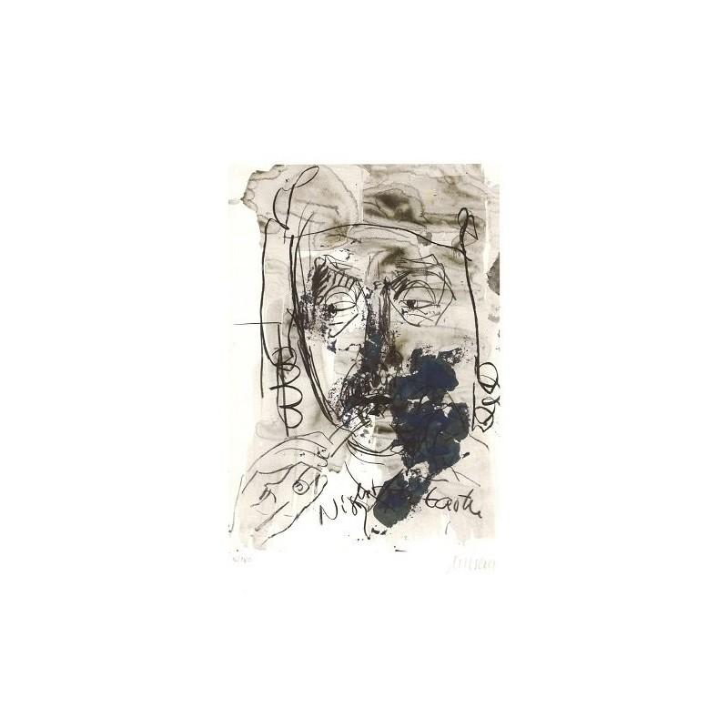 """Armin Mueller-Stahl """"Selbst in Night on Earth"""" Original Bilder kaufen"""