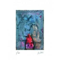"""Armin Mueller-Stahl """"Das rote Haus"""" Original Bilder kaufen"""