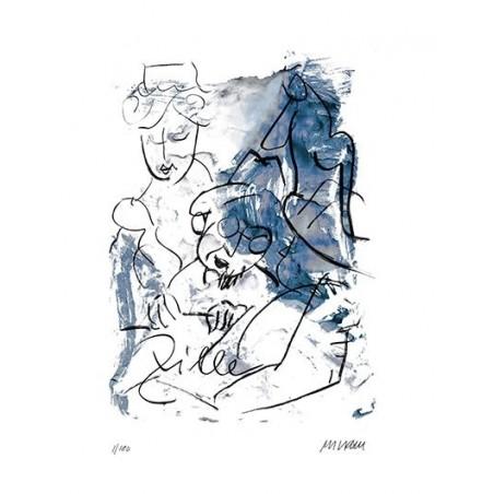 "Armin Mueller-Stahl ""Zilles Milieu"" Original Bilder kaufen"