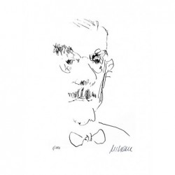 """Armin Mueller-Stahl """"Thomas Mann"""" Original Bilder kaufen"""