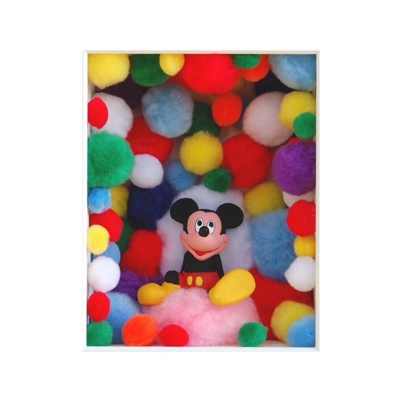"""Volker Kühn """"Happy Micky"""" 3D Objekt Original Bilder kaufen"""