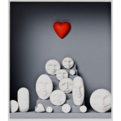 "Volker Kühn ""Happy Pills"" 3D Objekt Original Bilder kaufen"