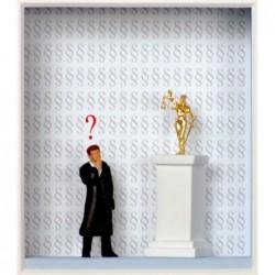 """Volker Kühn """"Eine Frage steht im Raum"""" 3D Objekt Original Bilder kaufen"""