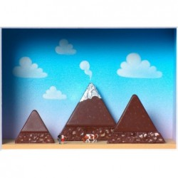 """Volker Kühn """"Schweizer Pyramiden"""" 3D Objekt Original Bilder kaufen"""