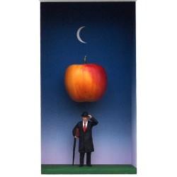 """Volker Kühn """"Dies ist kein Magritte II"""" 3D Objekt Original Bilder kaufen"""