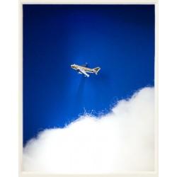 """Volker Kühn """"Über den Wolken... (Flugzeug)"""" 3D Objekt Original Bilder kaufen"""