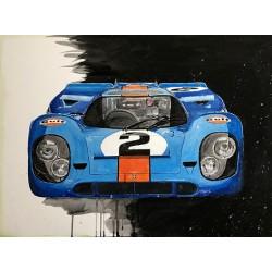 GULF Porsche 917 ~...
