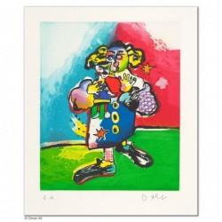 """Original Bild """"STAMMHALTER"""" von Otmar Alt - Kunst mit Zertifikat kaufen"""
