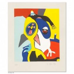"""Original Bild """"VIER JAHRESZEITEN - HERBST"""" von Otmar Alt - Kunst mit Zertifikat kaufen"""