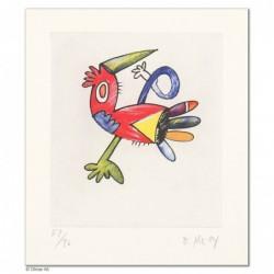 """Original Bild """"KOPFPROBLEM NR. 2"""" von Otmar Alt - Kunst mit Zertifikat kaufen"""