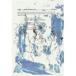 Armin Mueller-Stahl Kunst Bild kaufen Auf dem Ball | handsigniertes Original