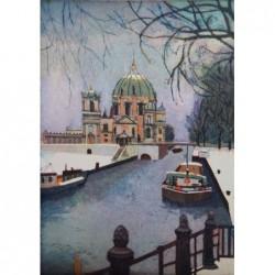 """Jutta Votteler """"Berliner Dom"""" Bilder im Original kaufen."""