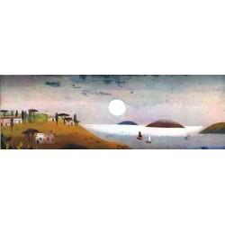 """Jutta Votteler """"Mondküste"""" Bilder im Original kaufen."""