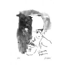 """Armin Mueller-Stahl """"Thomas Mann - Der Zauberer"""" Original Bilder kaufen"""