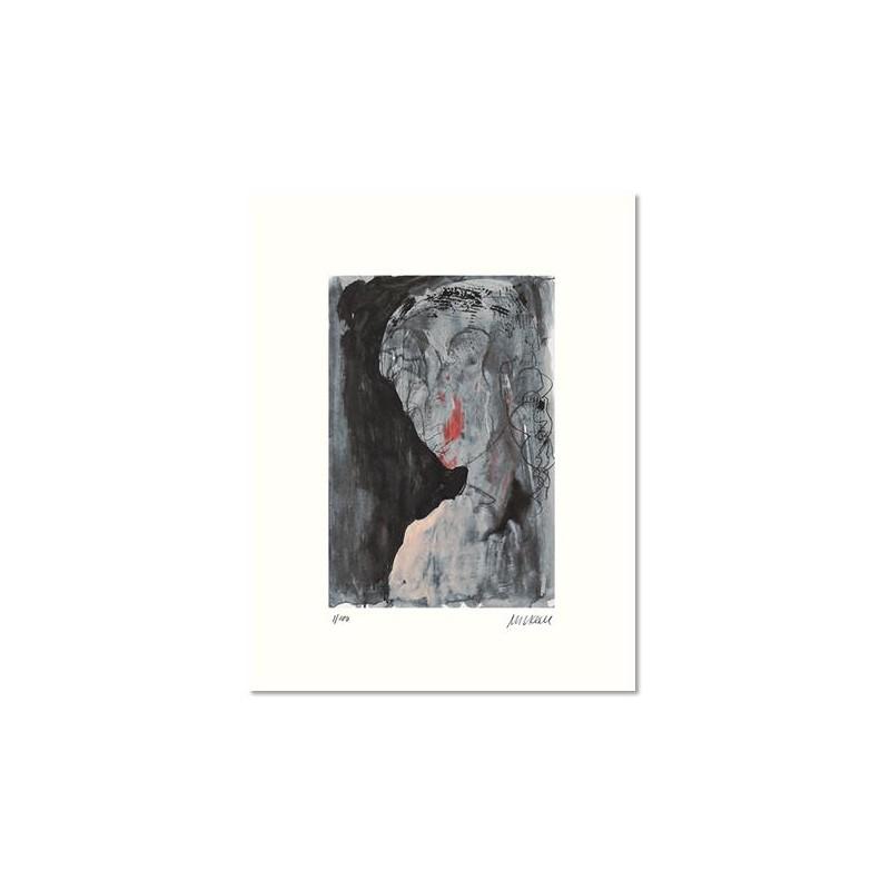 """Armin Mueller-Stahl """"Antlitz eines jungen Mädchens"""" Original Bilder kaufen"""