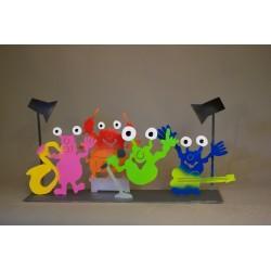 Die Monsterband | Patrick...