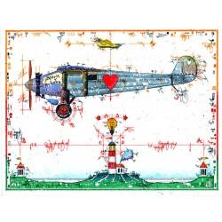 """Original Bild vom Künstler Leslie G. Hunt """"Spirit of Love"""" mit oder ohne Rahmen kaufen"""