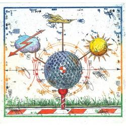 """Original Bild vom Künstler Leslie G. Hunt """"All Weather Sport"""" mit oder ohne Rahmen kaufen"""