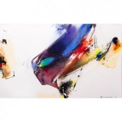 Abstrakt 80x130 Kunst von